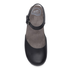 Dansko Sam Black Full Grain sopra
