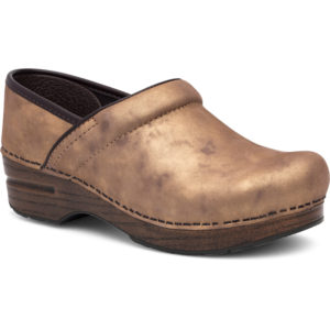 Dansko Professional Bronze Metallic