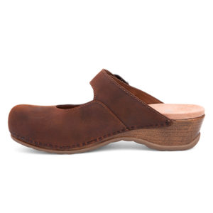 Martina Antique Brown Oiled lato