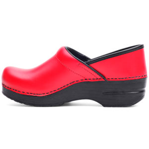 Dansko Professional Red Box retro lato