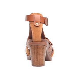 Dansko Dominique Camel retro