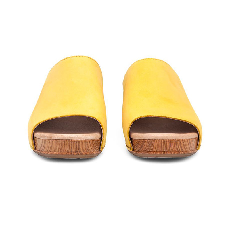Dansko Maci yellow 4