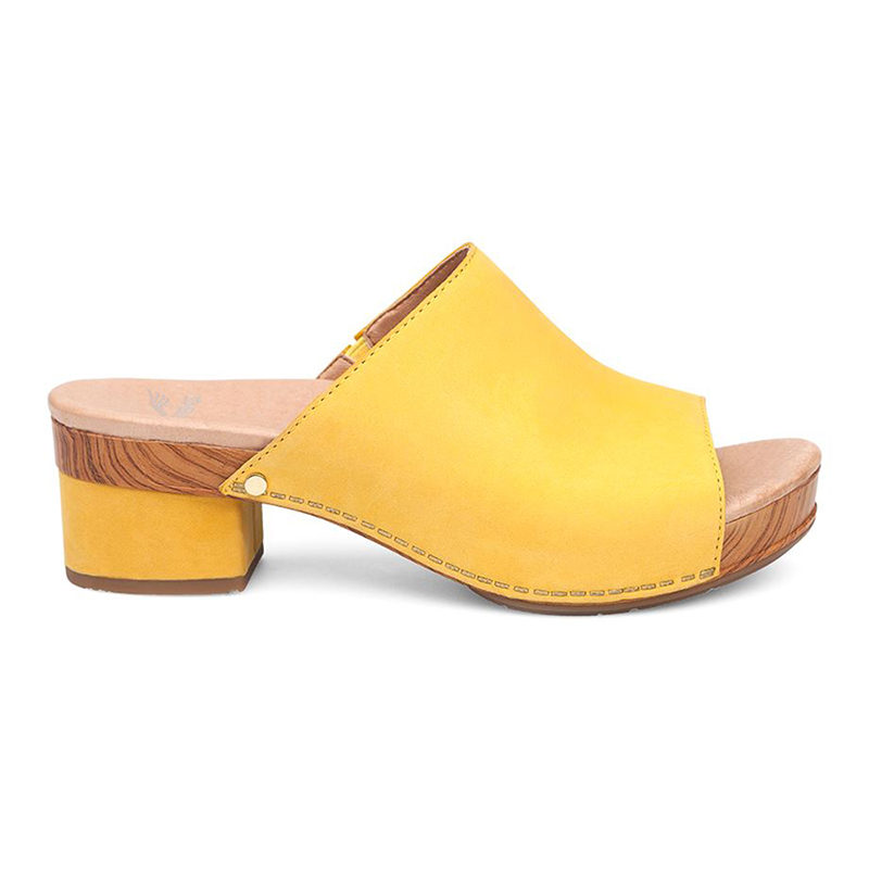 Dansko Maci yellow