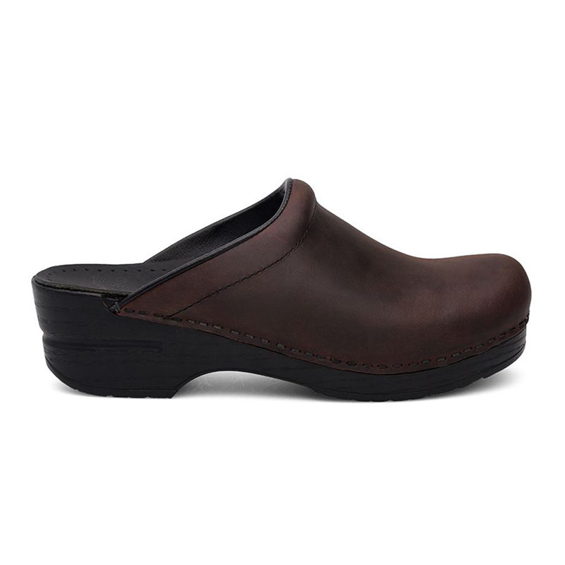 Dansko Sonja Antique Brown